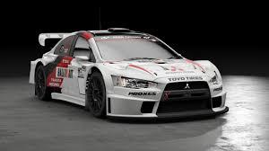 mitsubishi race car gran turismo sport master car list page 8