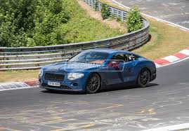 bentley coupe blue 2018 bentley continent gt unveiled debuts 8spd dual clutch auto