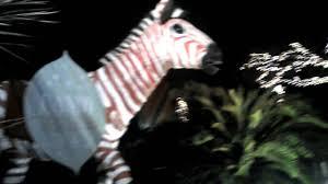 Zoo Lights Houston by Candy The Zoo Lights Zebra Houston Zoo Part 1 Youtube