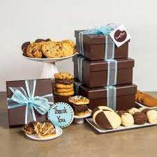 cookie gift boxes gourmet gift box sweet flour bake shop