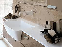Apron Sink Bathroom Vanity by How To Choose A Narrow Depth Bathroom Vanity