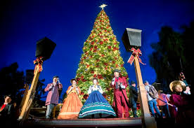 christmas tree lighting boston 2017 31 christmas and holiday things to do in southern california