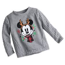 mickey mouse sweater for shopdisney