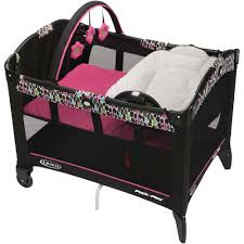 Playard With Changing Table Graco Pack N Play Playard With Reversible Napper Maci Walmart
