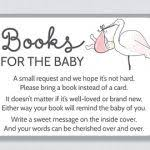 bring a book instead of a card poem best sle baby shower invitations bring a book instead of card