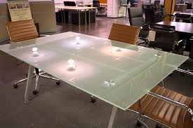 Frosted Glass Conference Table Office Source Frosted Glass Conference Table Office Furniture