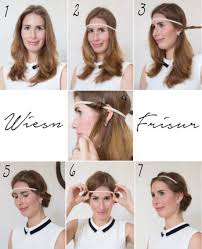 Frisuren Lange Haare Haarband by Haarband Pearls For Pillows
