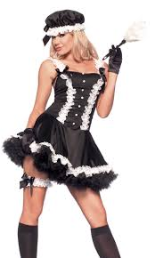 women u0027s maid costumes forplay
