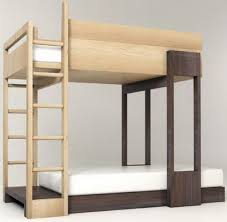 Modern Bunk Bed With Desk Pluunk Bunk Bed Modern Bunk Beds For Popsugar Photo 10