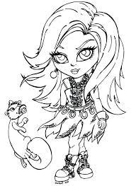 monster high coloring pages baby abbey bominable baby monster high coloring pages monster high free monster coloring