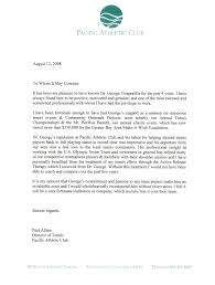 Sponsorship Letter For Sports Event Chiropractor Core Spine And Sports Center
