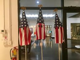 Display Of The American Flag Rules University Of Miami Art Professor Raises Controversy With American