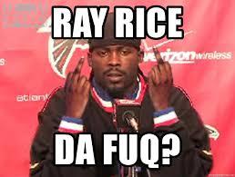 Mike Vick Memes - ray rice da fuq mike vick middle finger meme generator
