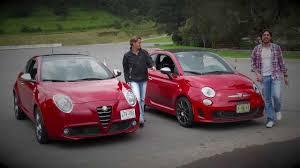 St Vs Abarth 500 Reto Hatchbacks Alfa Romeo Mito Y Fiat 500c Abarth Car Globe