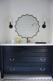 Black Vanity Bathroom Ideas by 92 Best Bathrooms Vanities Images On Pinterest Bathroom Ideas