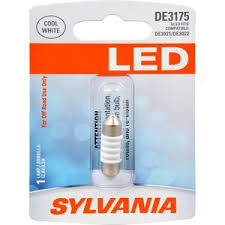Sylvania Light Sylvania Led Map Light Mini Bulb De3175sylled Read Reviews On