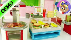 playmobile cuisine restaurant rapide playmobil 6441 mc donalds en ville collation