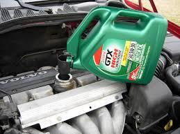 engine oil consumption type u0026 viscosity 1997 volvo 850 wagon
