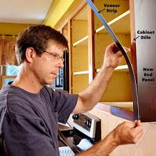 what is the best way to reface kitchen cabinets cabinet refacing how to reface kitchen cabinets diy
