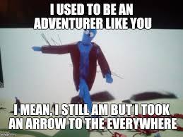 Skyrim Meme - skyrim meme imgflip