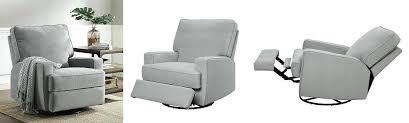 recliner glider chair nursery u2013 tdtrips