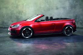 red volkswagen convertible new vw golf gti cabriolet and polo gt blue confirmed for the