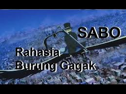 rahasia film one piece rahasia burung gagak sabo arrival the crown di anime one piece with