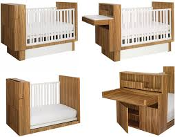 five amazing cribs with multiple functions