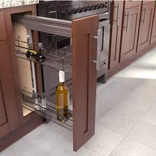 kitchen cabinet organizers dsa base cabinet pull out frames by
