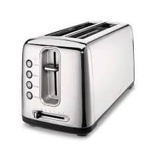 Cuisinart Toaster 4 Slice Stainless Cuisinart Toasters Toasters U0026 Countertop Ovens The Home Depot