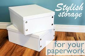 Decorative Cardboard Storage Boxes Home Organization Articles With White Cardboard Storage Boxes With Lids Uk Tag