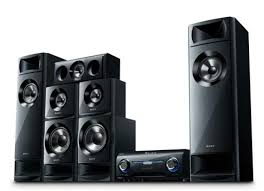 sony wireless home theater speakers sony 5 2ch 1200watt home theater speaker system str k3sw hsds