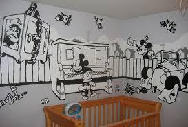 bedroom mural mickey mouse bedroom mural