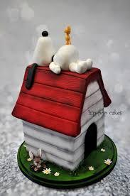 snoopy cakes 21 snoopy wedding cake by hip pop cakes http cakesdecor