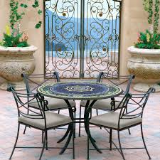 knf garden designs knf mosaic bistro table 42