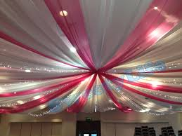roof decorations wedding 12 pieces ceiling drape canopy drapery for decoration