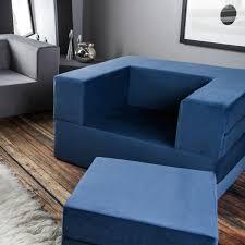 jaxx zipline modular chair fold out sleeper black jaxx