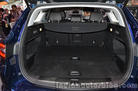 renault talisman 2015 2016 renault talisman estate boot volume at the iaa 2015 indian