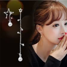 korean earings qoo10 korean style rings ear cuff earring bracelet necklace