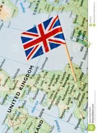 Newcastle England Map by Uk Flag On Map Royalty Free Stock Photo Image 32952745