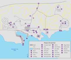 Mohican State Park Campground Map Pleasant Hill Lake Park Trailmeister