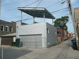 Prefab Garage With Apartment by This Green Garage Is A Powerhouse Greenbuildingadvisor Com