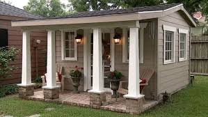 Backyard House Shed by She Sheds