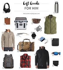 Gifts For Him by Gift Guide For Him The Southern Style Guide