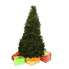dunhill fir wide artificial tree unlit