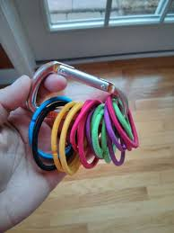 hair tie holder best 25 hair tie organizer ideas on bathroom