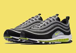 nike air silver nike air max 97 og black and volt metallic silver white for sale