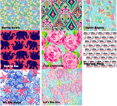 Lilly Pulitzer Home by Custom Lilly Pulitzer Monogram Decal Sticker U2013 Campus Connection