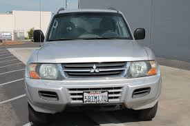 2002 mitsubishi montero xls city ca orange empire auto center