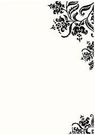 27 blank wedding invitation templates black and white vizio wedding